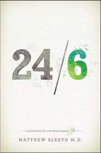 The Book Cover of 24/6