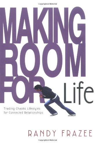 The Book Cover for Making Room for Life
