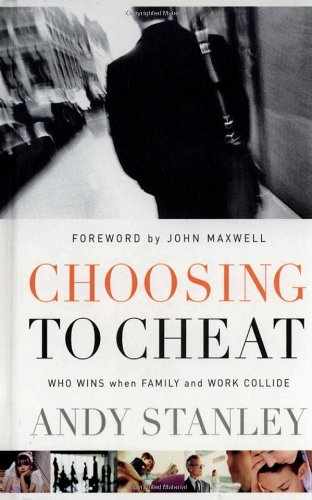 The Book Cover for Choosing to Cheat