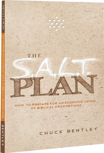 The Book Cover for The S.A.L.T. Plan