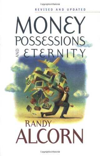 The Book Cover of Money, Possessions, and Eternity