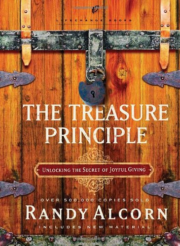 The Book Cover of The Treasure Principle