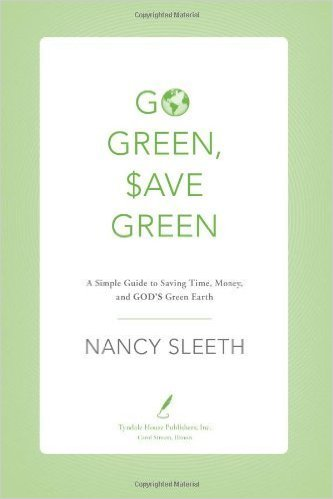 The Book Cover of Go Green, Save Green