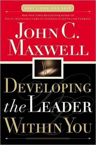 Book Cover for Developing the Leader Within