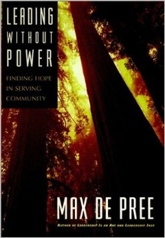 Book Cover for Leading Without Power