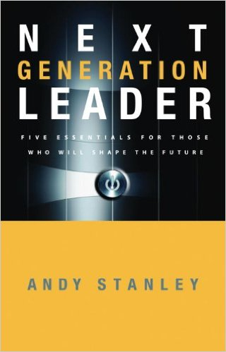 Book Cover for Next Generation Leader