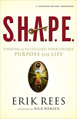 Book Cover for S.H.A.P.E. by Erik Rees